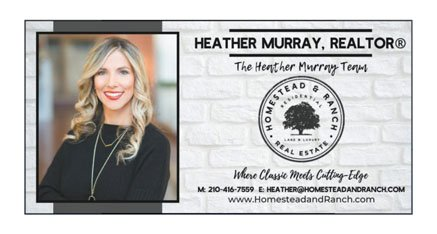Heather Murray, Realtor - Homestead & Ranch Real Estate